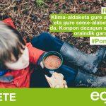 El lindano y la protección de nuestra biodiversidad preocupaciones medioambientales en Navarra